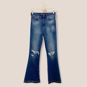 American Eagle | Highest Rise Flare Jeans